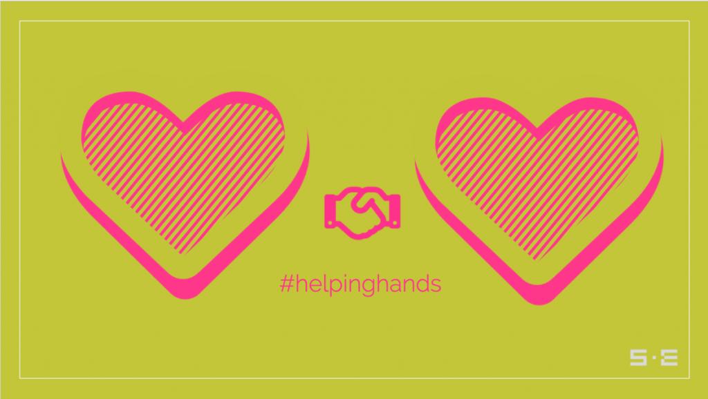 #helpinghands