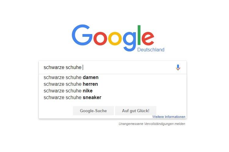 Keyword Recherche verwandte Suchanfragen