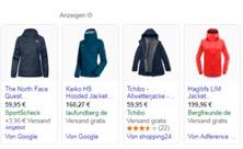 Sonderangebote mit Google 1
