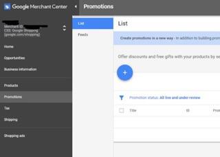 Sonderangebote mit Google 5