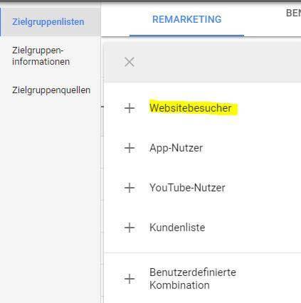 Websitebesucher